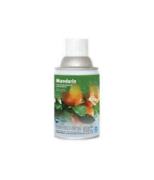 Аэрозольный аромат Мандарин