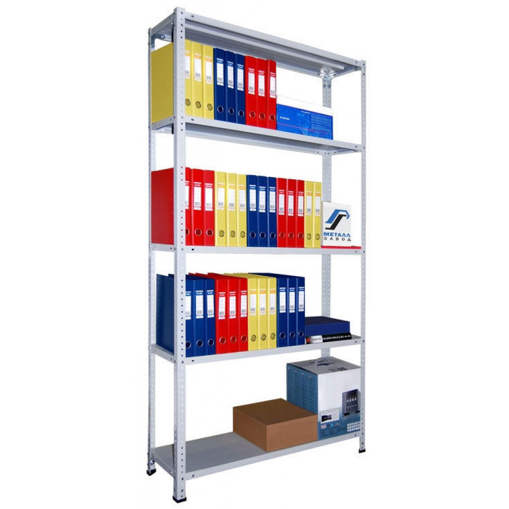 Металлический стеллаж для офиса от компании ПЦЛ