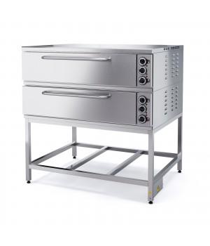 Шкаф пекарный электрический двухсекционный