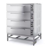 Шкаф пекарный электрический четырехсекционный