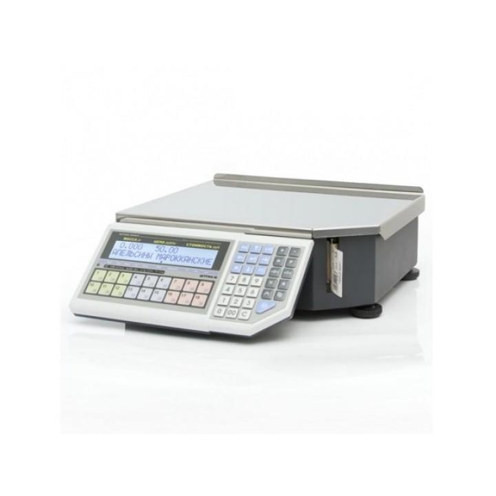 Весы фасовочные с печатью этикеток